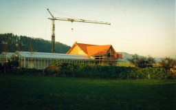 Bau Werkhof Mörenau